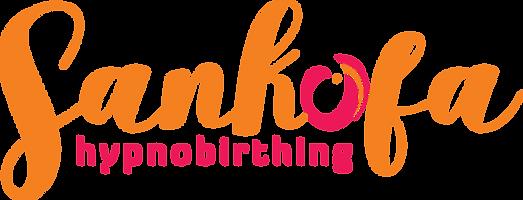 Sankofa Hypnobirthing logo