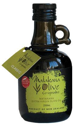 Matakana Extra Virgin Olive Oil  250 ml CLASSIC