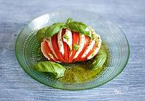 Matakana olive Coop Capreses salad recipe