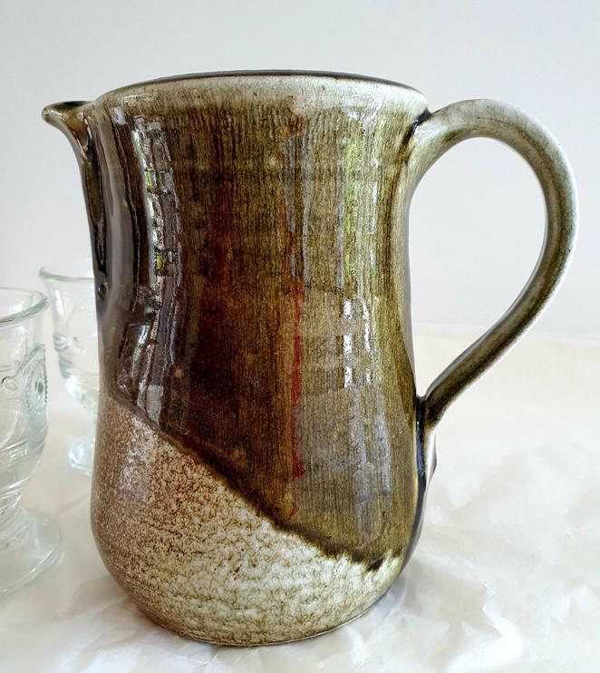 Wood fired 1.5lt jug