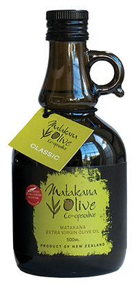 Matakana Extra Virgin Olive Oil  500 ml CLASSIC