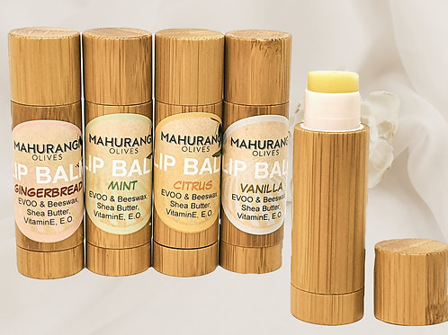 Olive Oil & Beeswax LIP BALM