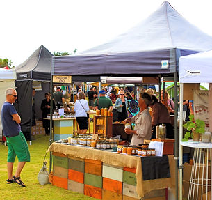 Stall Holders at The Big Buzz Festival