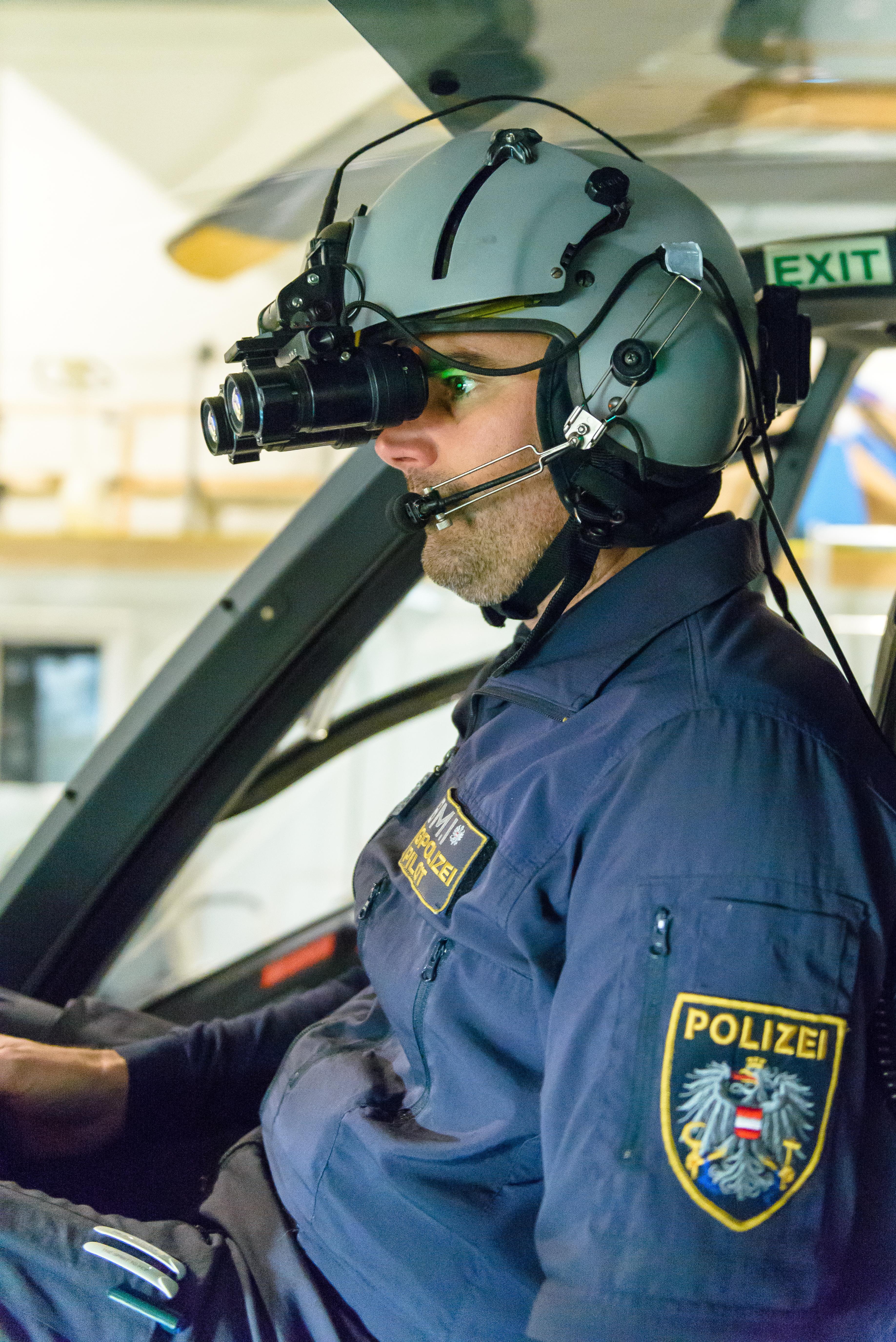Österreichische Flugpolizei