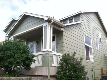 Does my home need to be repainted?
