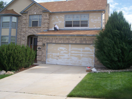 How can my house painters help with Wrinkling, Sagging & Flaking?