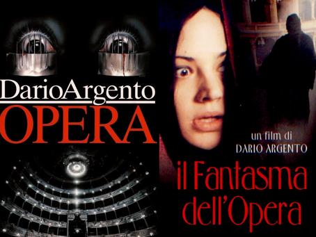 Os Fantasmas de Dario Argento