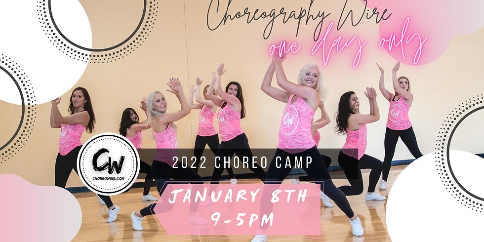 2022 Choreo Wire Camp