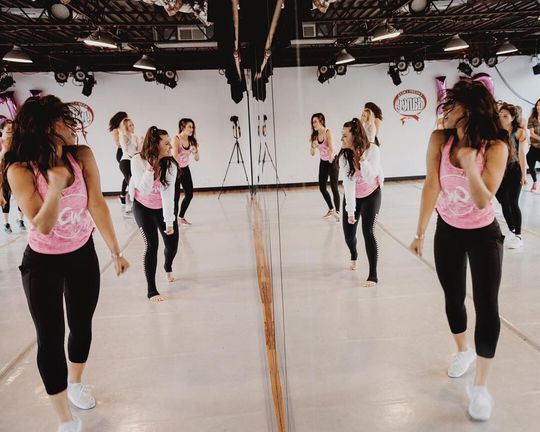 Choreography Wire Class