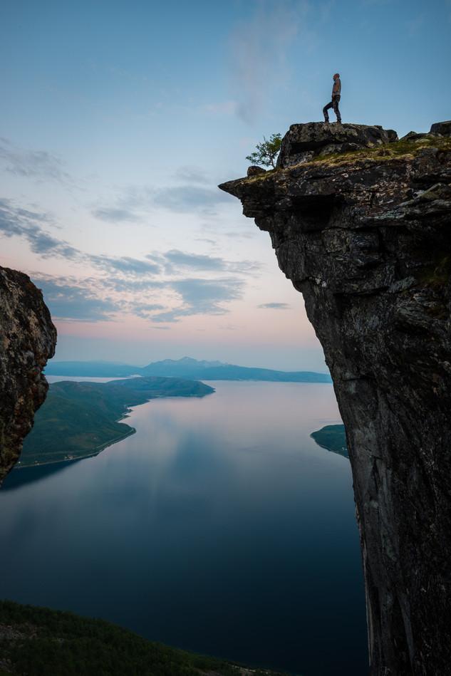 Kjerna, Tysfjord