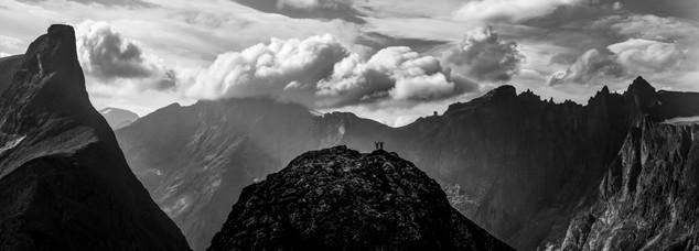 Romsdalen panorama