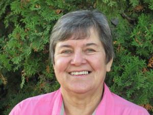Executive Director Frances Wach