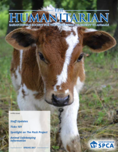The Humanitarian - Spring 2017