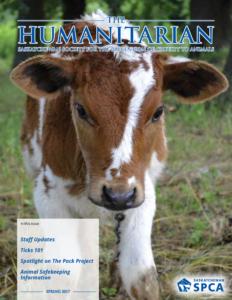 The Humanitarian: Spring 2017