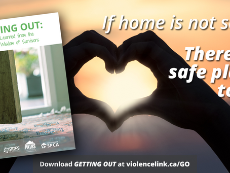 New resource helps victims of intimate partner and family violence