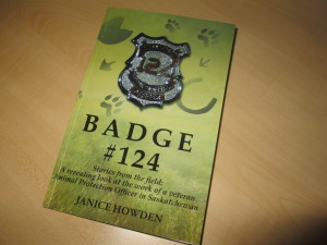 A great summertime read:  Badge #124