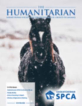 The Humanitarian - Winter 2020