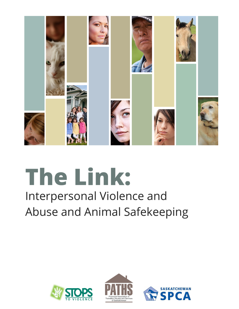 The Link: Interpersonal Violence and Abuse and Animal Safekeeping