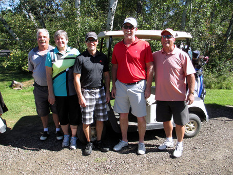 A Great Day of Golf at Critter Classic 2015