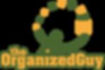 The Organized Guy logo