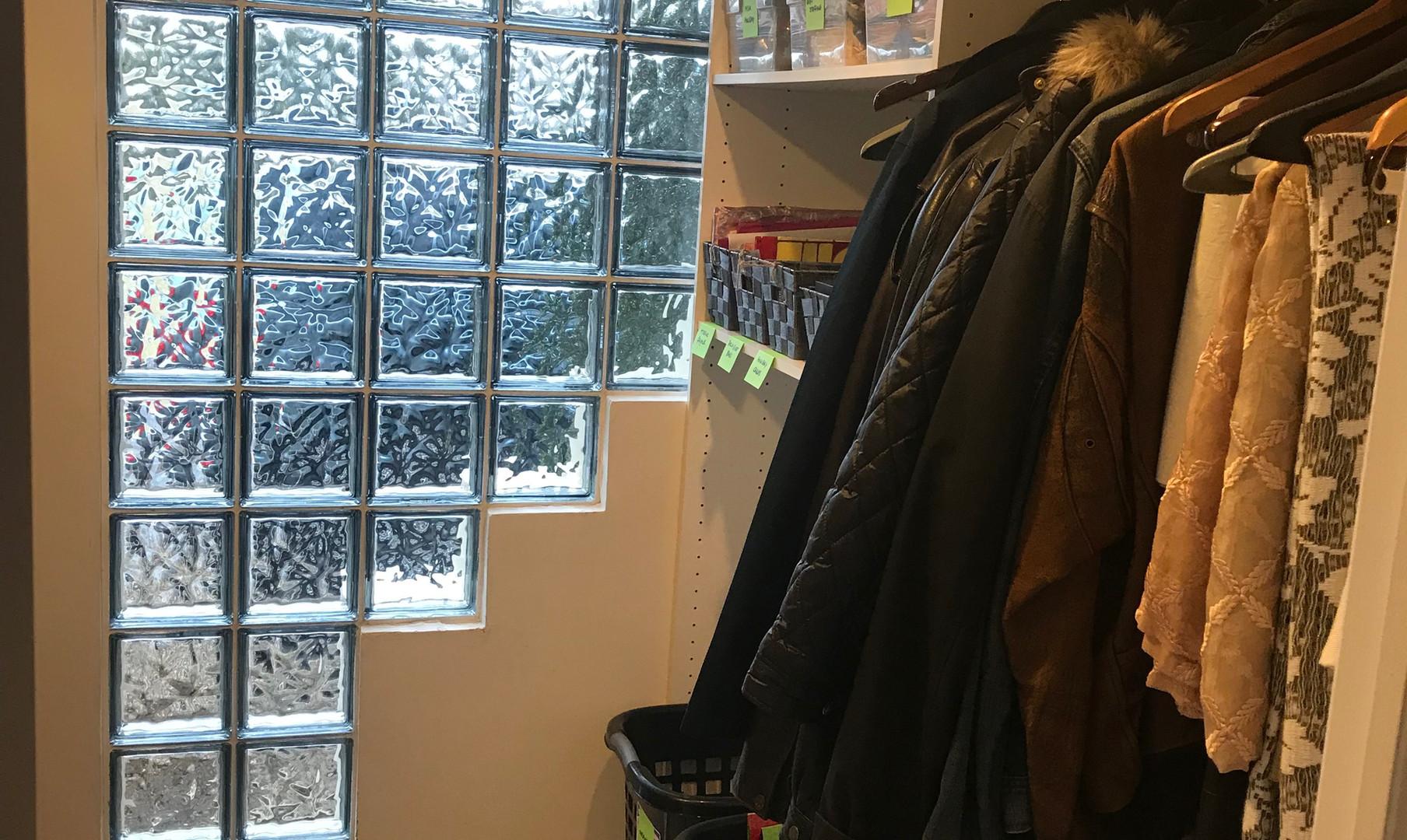 Utility Closet - After