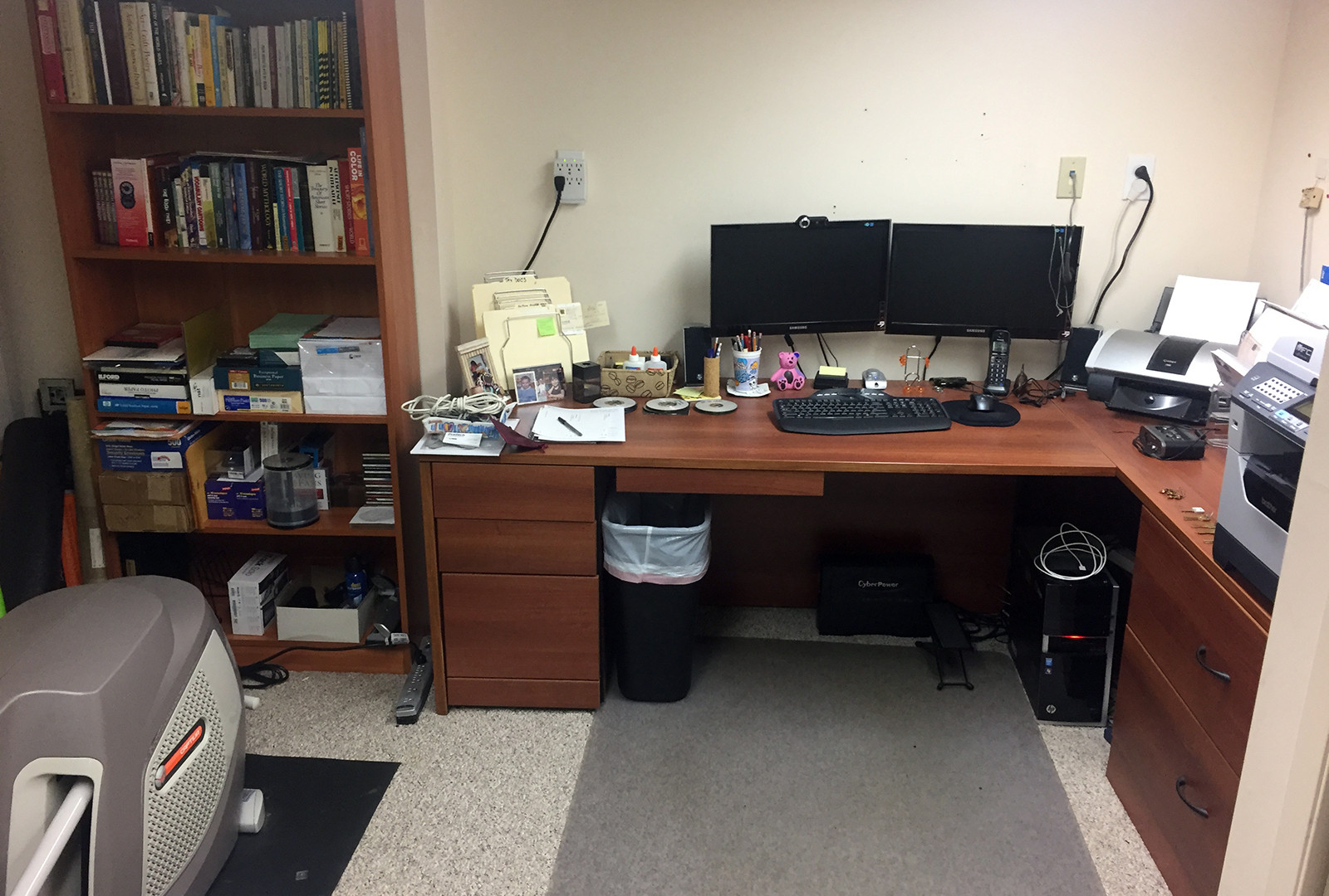 Home Office - After
