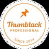 Thumbtack Member logo