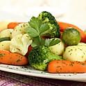 Kuhano povrće (na maslacu)