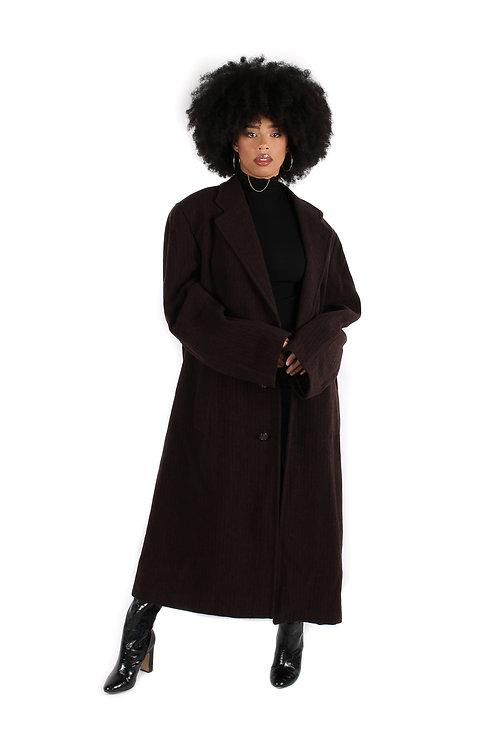 'Import' Longline Coat