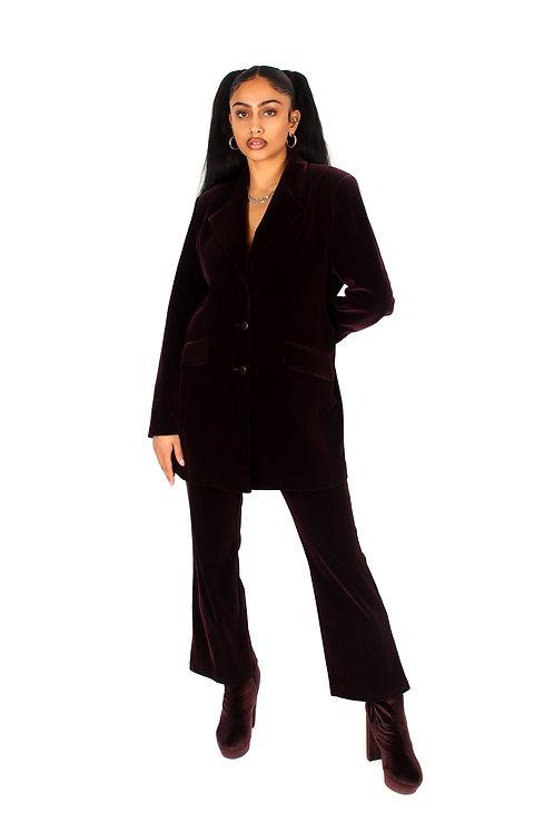 'Pendergrass' Suit