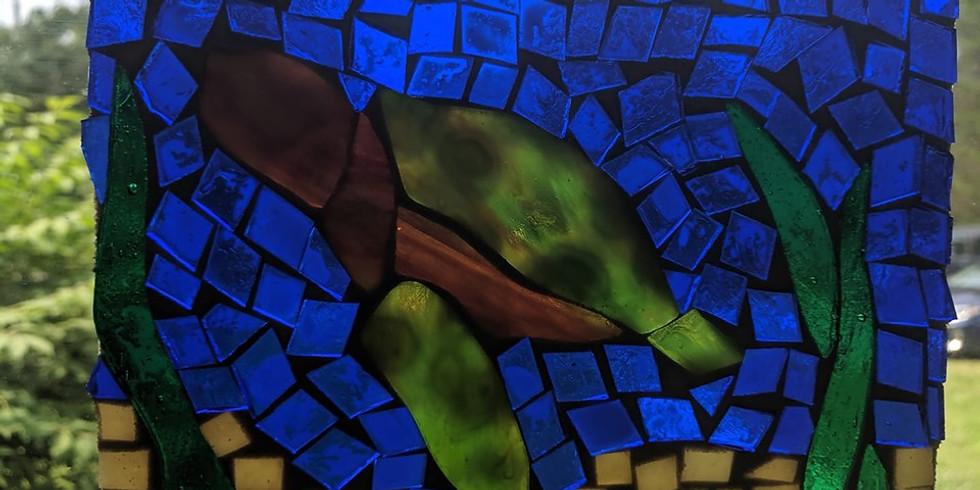 Glass on Glass Mosaics - Missy BYOB