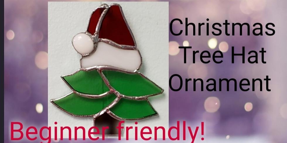 Dec 14 11am Christmas Tree Hat Ornament