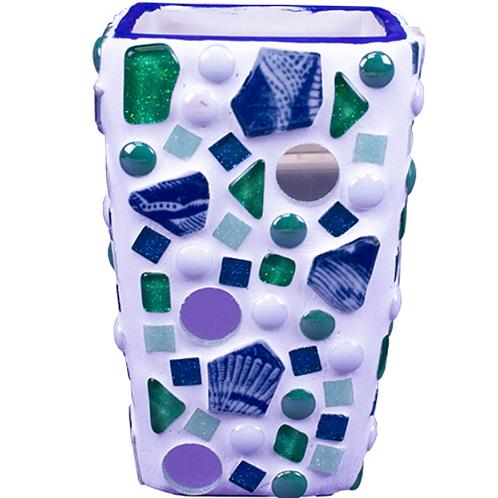 Mosaic Seaside Planter Kit
