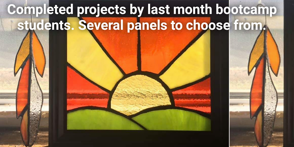 Stained Glass Bootcamp