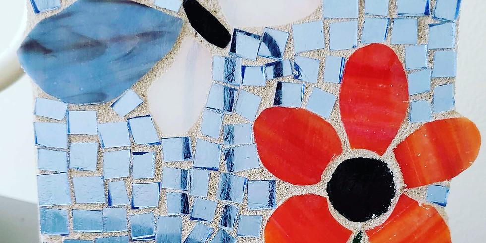 Large panel mosaics-multi week