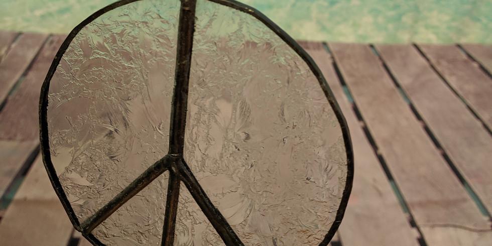 Beginner Stained Glass Class - Dianna