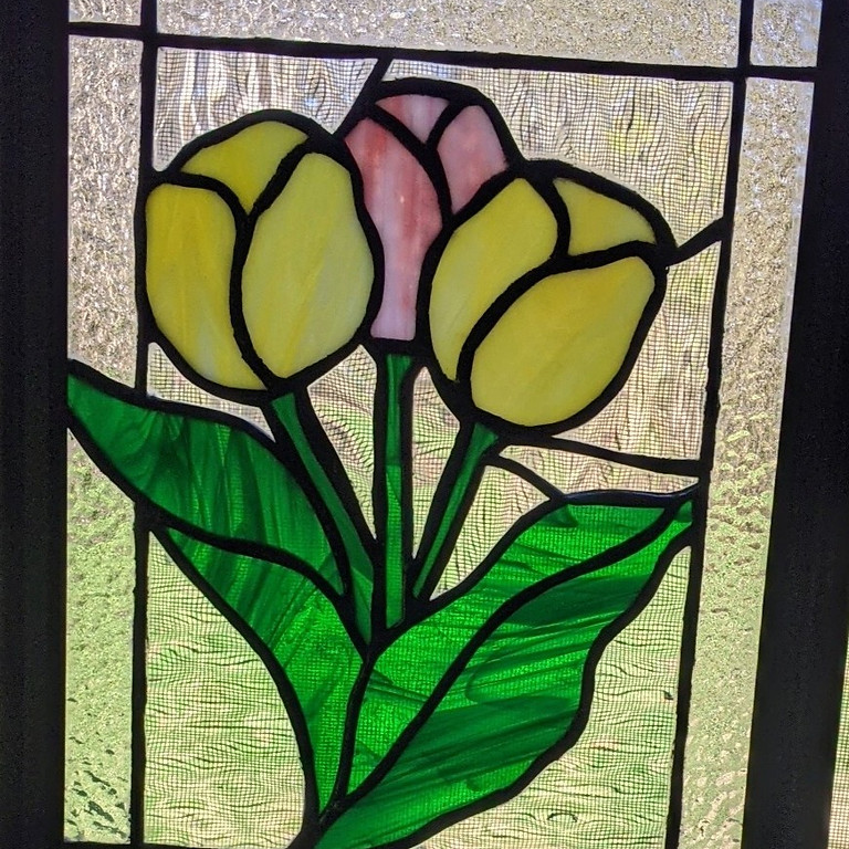 Stained Glass Boot Camp