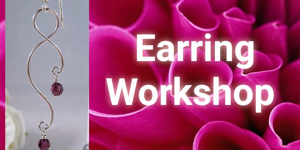 Earring Design Workshop