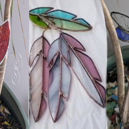 White Owl Workshop- Beginners Stained Glass