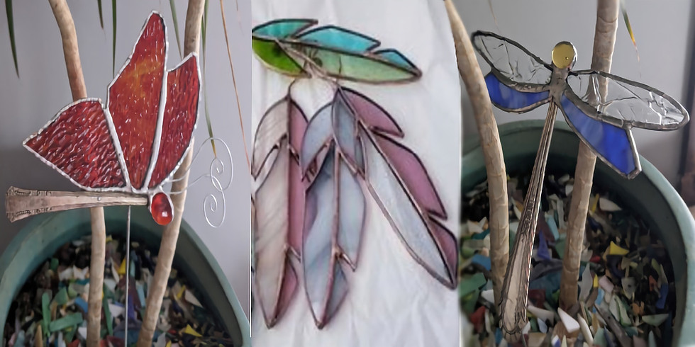 Bellefonte - Stained Glass Class