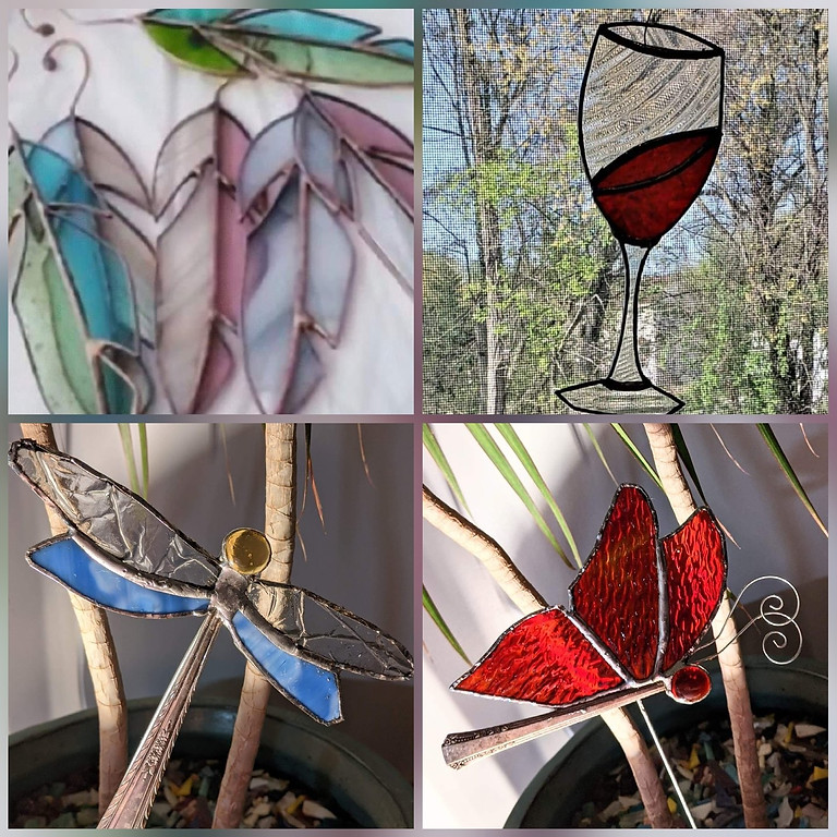 Britain Hill - Beginners Stained Glass