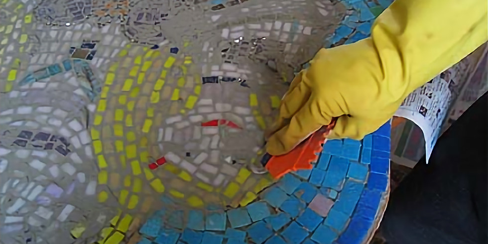 Grouting Day