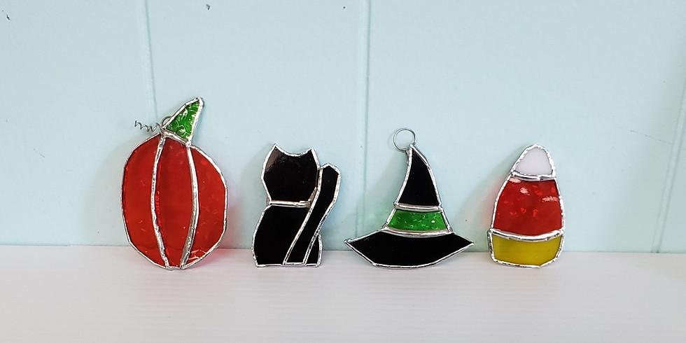 Pre cut ornaments Halloween