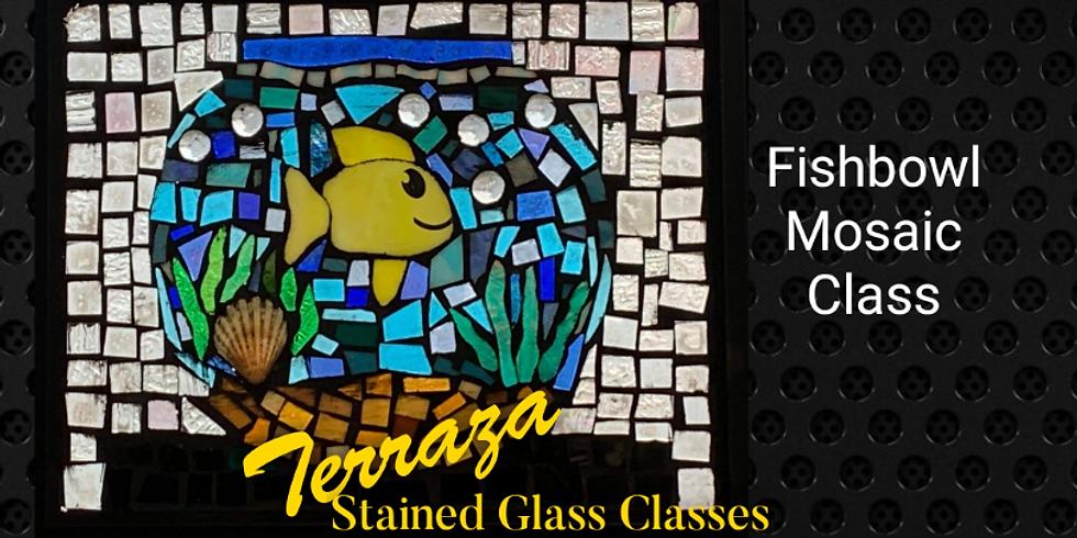 Fishy-Fishy ~Fishbowl Mosaic