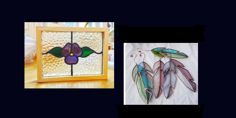 Stained Glass Boot Camp for Beginners