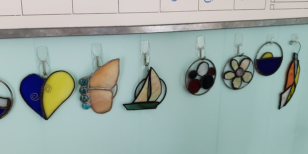 Beginners Stained Glass Class with Dianna