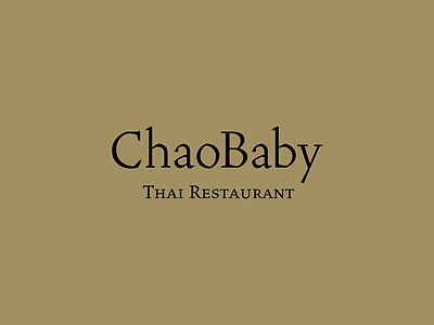 ChaoBaby logo