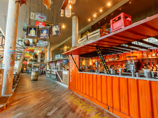 Thaikhun Bar has been shortlisted for an SBID Restaurant Design Award with JMDA