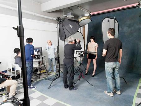 4/15(日)開催「光の質の違いで作るポートレートライティングセミナー」スタジオ編の申込受付を開始しました。