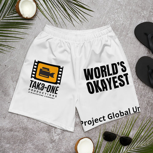 (Project Global Unity Shorts) Tak3-One Productions